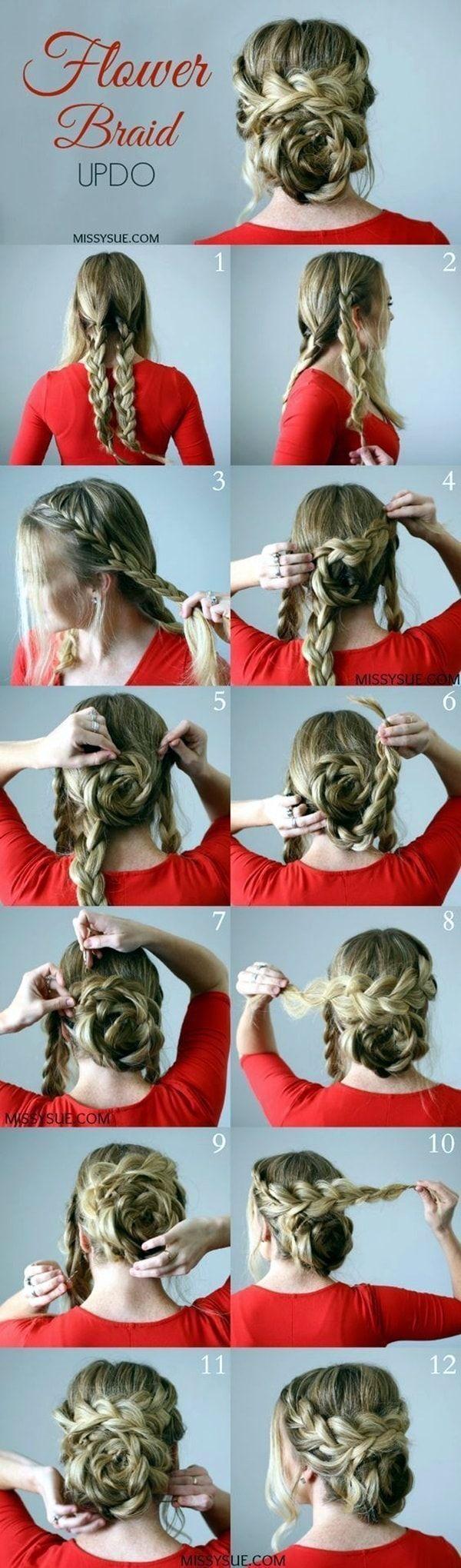 99 tutoriels de coiffure rapide pour les femmes de bureau