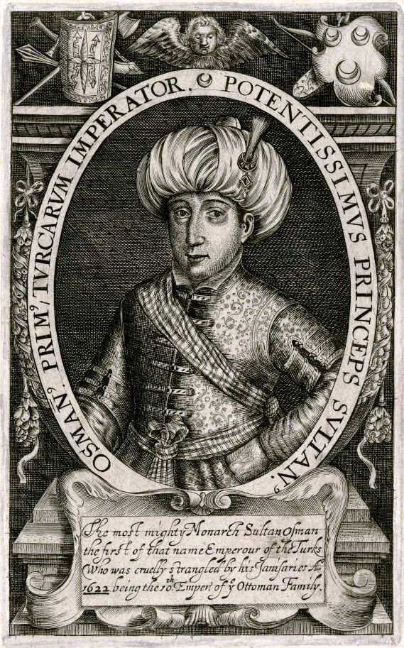 2. Osman, Genç 1618 - 1622
