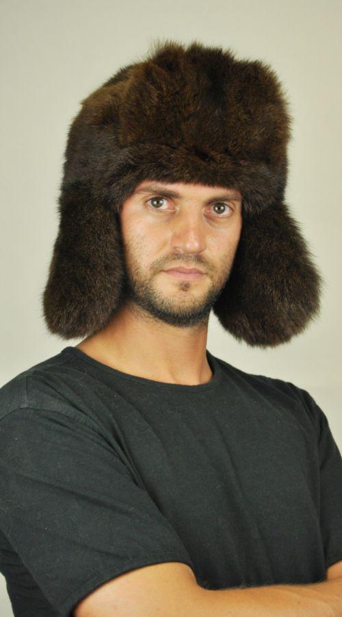 Cappello opossum stile russo. http://www.amifur.com