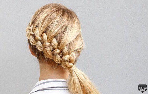 диагональная коса