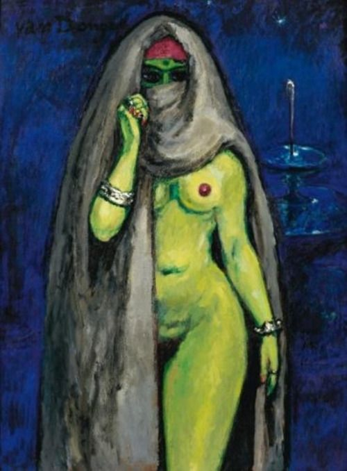 Perfectly Chaotic Kees van Dongen. Lailla 1908 Oil on canvas Dutch painter Kees…