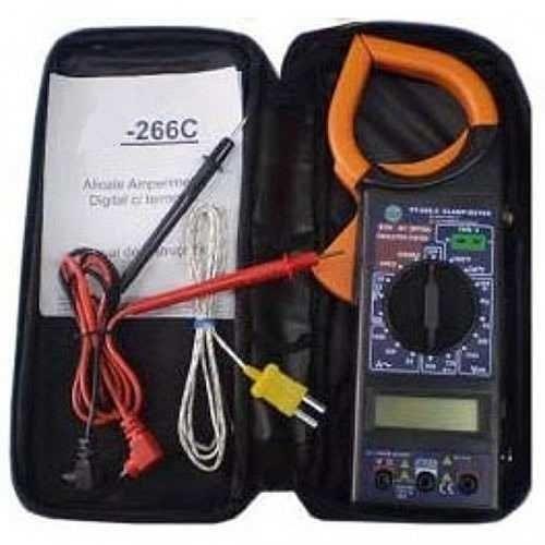 Alicate Amperimetro Digital Com Sensor De - Americanas.com