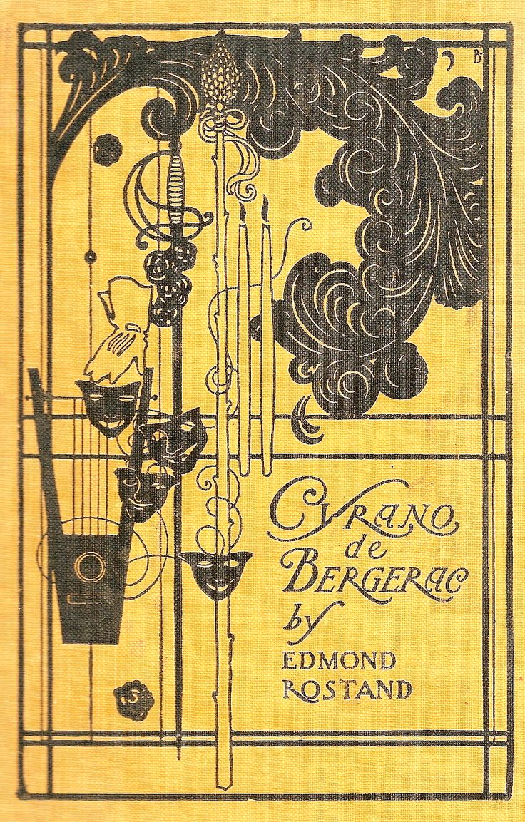Cyrano de Bergerac by Edmond Rostand is the story of a nobleman serving as a soldier in the French Army who is a brash, strong-willed man of many talents but has an extremely large nose, which is the reason for his own self-doubt.