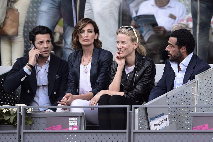 ¿Qué no pasó en la final de tenis de Madrid? - Foto 7