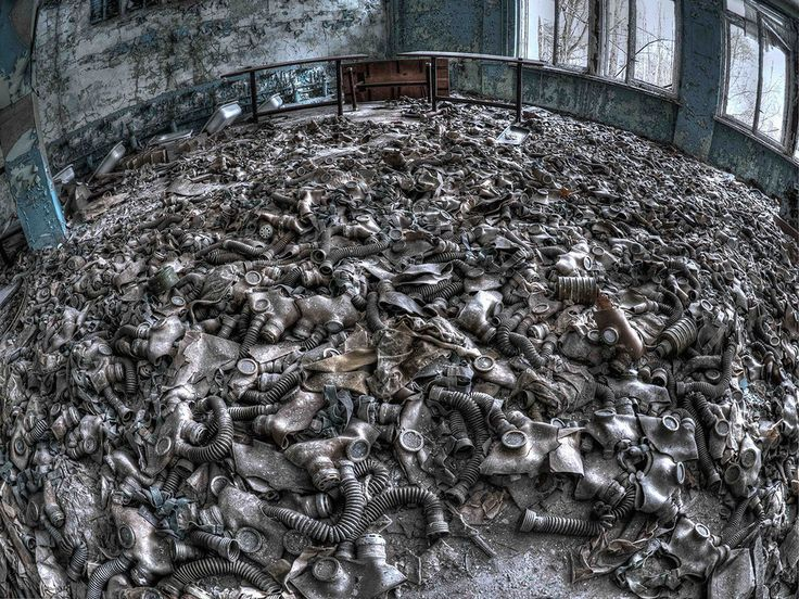 It is the worst nuclear power plant accident in history in terms of cost and death toll. | Chilling Photos Of Chernobyl 28 Years Later