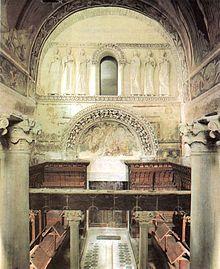 Architettura longobarda - Wikipedia