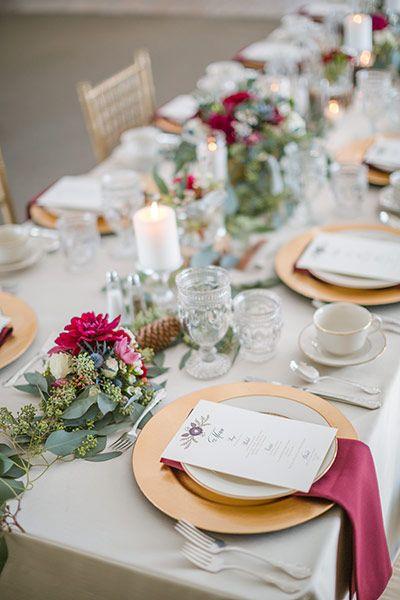 201 best Wedding Theme: Christmas images on Pinterest | Christmas ...