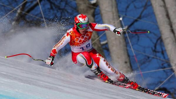 @CDNOlympicTeam 6h On Sunday, @erikguay chases an Olympic medal in downhill skiing: http://ow.ly/tqrJo #WeAreWinter pic.twitter.com/IKJbi8Wp0r