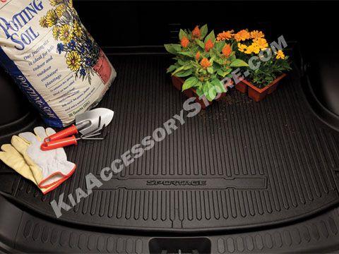 Kia Accessory Store: 2011-16 Kia Sportage Cargo Tray