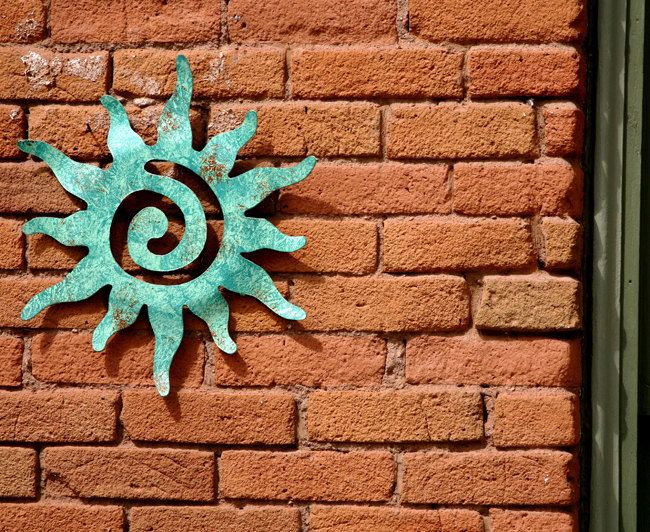 Outdoor Hanging Wall Art Mesmerizing 130 Best Celestial Images On Pinterest Sun Moon Sculpture And Design