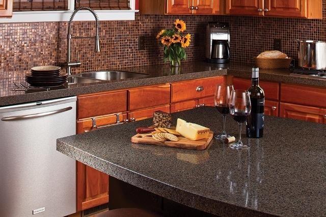 Granite Transformations Kitchen Upclose