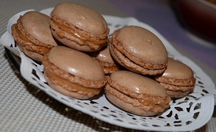 Французькі тістечка Макарун - 35 покрокових фото приготування   #пирожные #выпечка #кулинария #рецепты #кухня