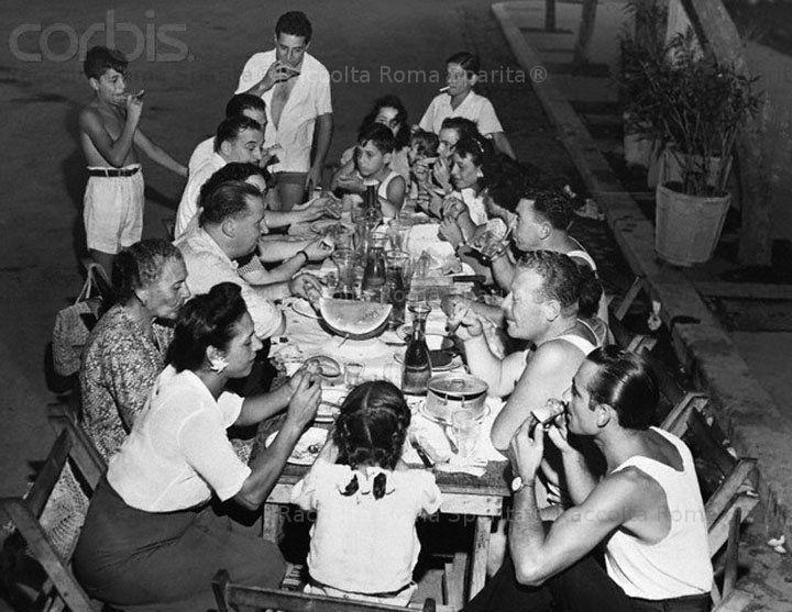Cene d'estate 1947