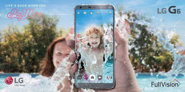 """LG G6 Test Grubuna Katıl, LG G6 Kazanma Şansını Yakala. Dünya çapında düzenlediği LG G6 """"kullanıcı deneyimi"""" kampanyasına katılanlara!"""