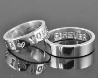 Wedding Band Wedding Ring Engagement Ring Mens Ring by JubileJewel