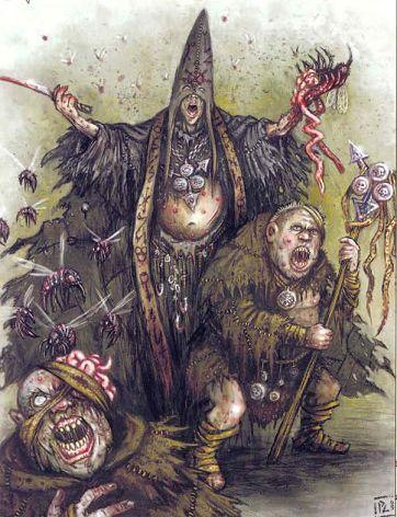 Culte de Nurgle, par (auteur inconnu), in Warhammer Roleplay 2e edition, par Black Industries