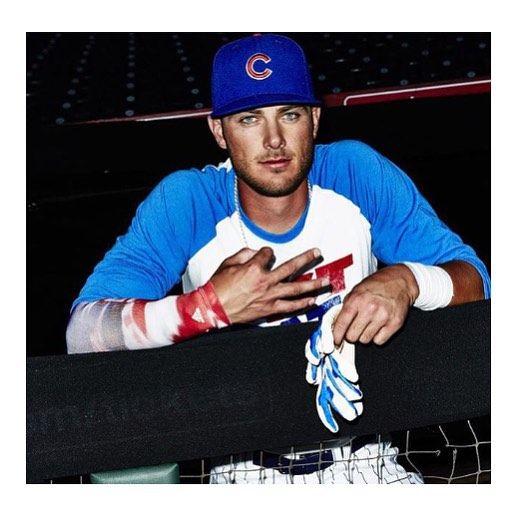Kris Bryant for Adidas Baseball ♥
