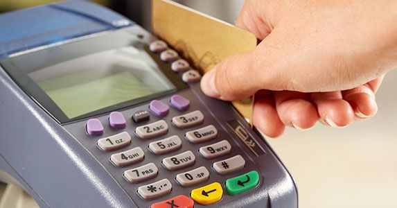 6 places to safeguard your debit card. Protect your debit card in high-risk places © Pressmaster/Shutterstock.com