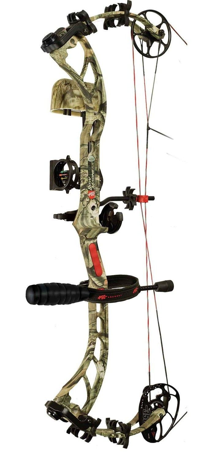 PSE Bow Madness 3G Review – Compound Bow
