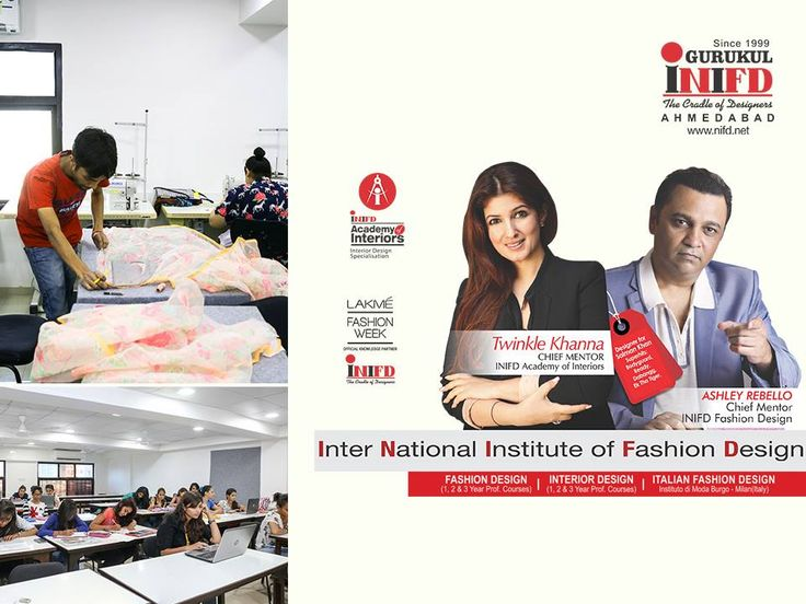 Enroll yourself for fashion and interior designing @ #INIFD. Address: INIFD: 4th & 5th Floor, Heritage Plaza, Opp. Gurukul Temple, Drive in Road, Ahmedabad-52. Contact no: (079) 27458138, 27460613 #Institute #Design #Fashion #Interior #INIFD #CityShorAhmedabad