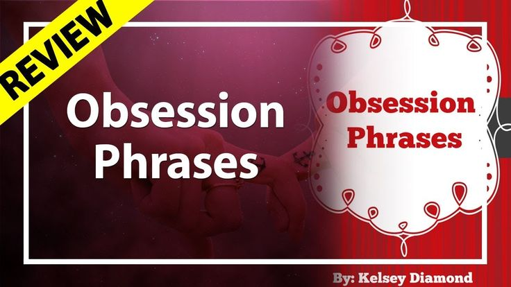 Obsession Phrases Review - Man-Melting Phrases That Make A Guy Fall For You! https://youtube.com/watch?v=xUMtayQCK5M