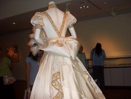 real Oscar's ball dress - Versailles no bara - Lady Oscar