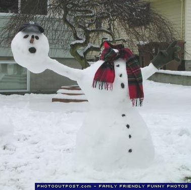 Best Snowmen Images On Pinterest Beach Christmas Scenes And - 15 hilariously creative snowmen that will take winter to the next level 7 made my day