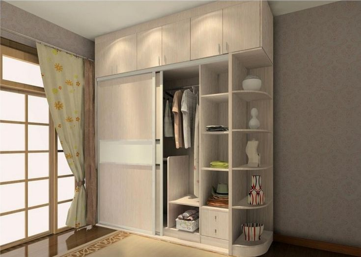 Modern Wooden Wardrobe Designs For Bedroom