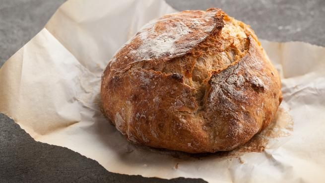 Pain de campagne ultra facile