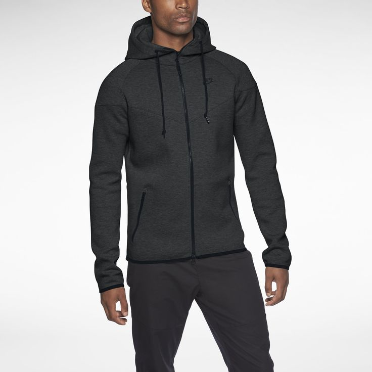 nike store nike tech fleece windrunner men 39 s hoodie ispirazione pinterest active wear. Black Bedroom Furniture Sets. Home Design Ideas