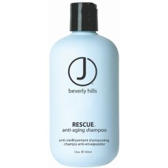 J Beverly Hills Rescue Anti-Aging Shampoo 350 ml - Szampon http://pieknewlosyonline.pl/pl/c/J-BEVERLY-HILLS/173/1/full