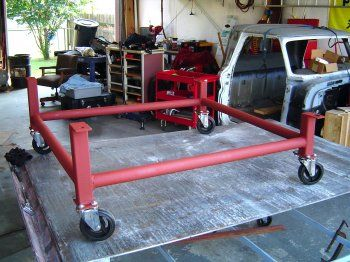 Pickup Cab Dolly Cab Dolly In 2019 Welding Projects