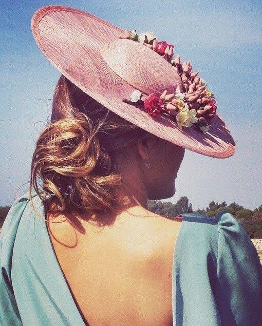 Pamela Bliss | Cherubina - Tocados, sombreros y mucho más