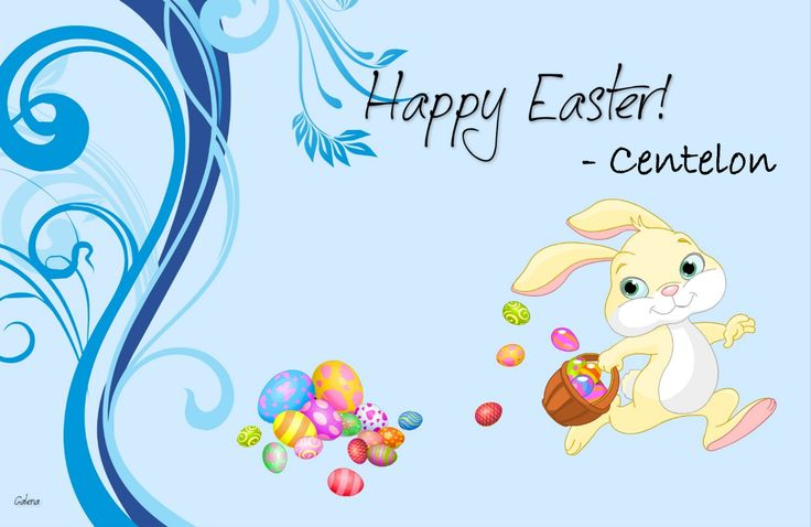 @Centelon_ltd wishes you all a Happy #Easter. May this special day be filled with #love #peace #joy   +Centelon