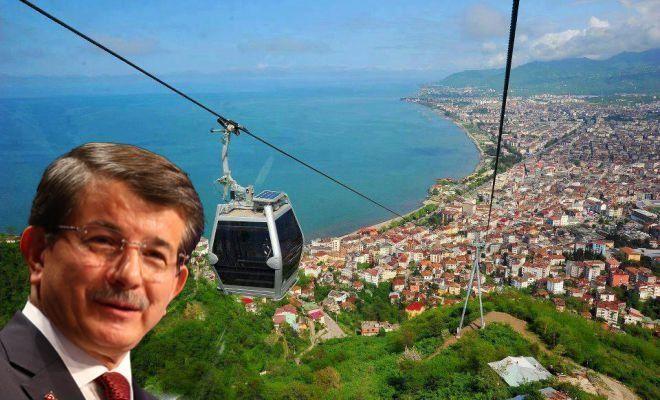Başbakan Davutoğlu, Ordu'da