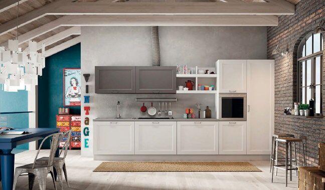 Ginevra Young Berloni kitchen