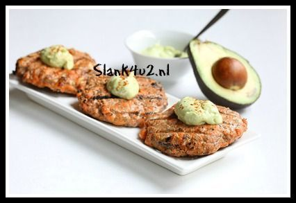 Zalm-burgers-met-avocadocreme-slank4u2