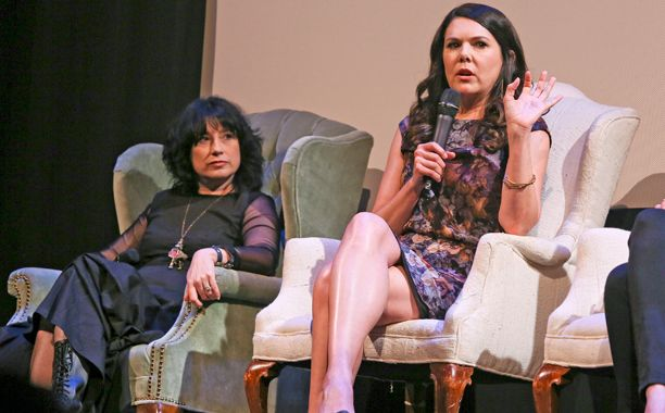 'Gilmore Girls' Reunion at ATX Television Festival: Pics From the Panel | Amy Sherman-Palladino, Lauren Graham | EW.com