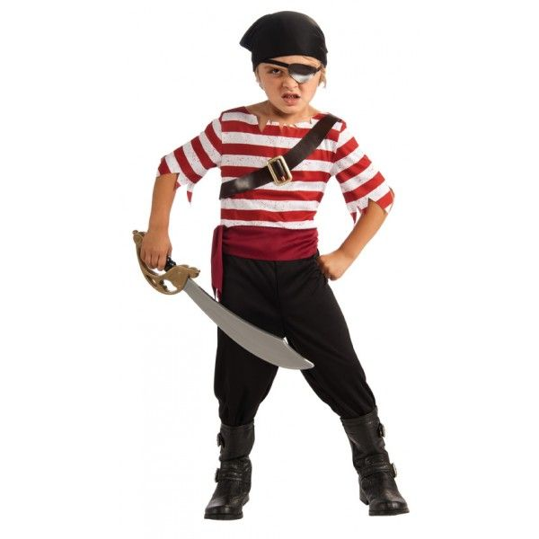Black Jack Pirate Costume