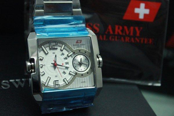 Swiss Army DHC + Black SA0128MB | Rp. 670.000,-