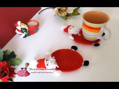 Amigurumi Tutorial Natale : 1400 best idee natale amigurumi images on pinterest amigurumi