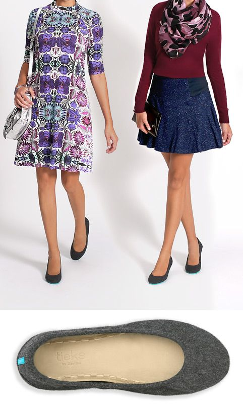 Greystone Tieks - the perfect shoe for any season | Tieks Ballet Flats