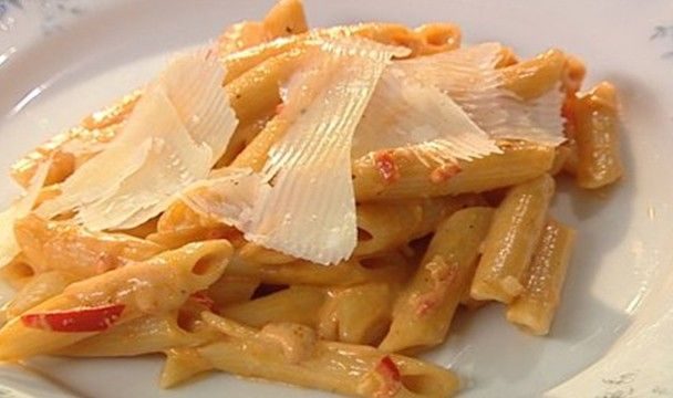 Penne alla Vodka : Catherine's Roman Holiday : The Home Channel