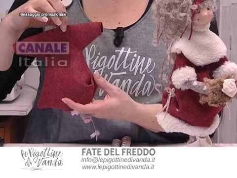 LE PIGOTTINE DI VANDA PUNTATA 6   FATE DEL FREDDO