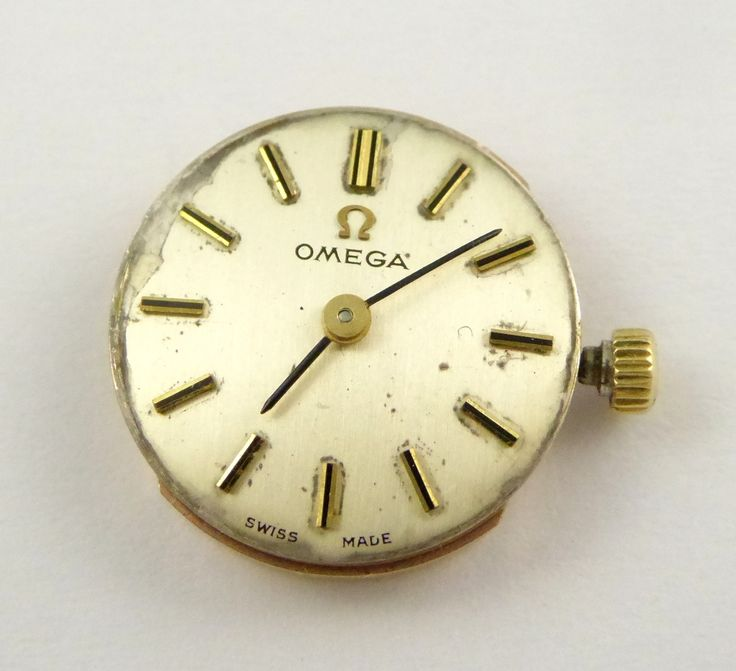 Vintage Ladies Omega Wrist watch Movement - The Collectors Bag