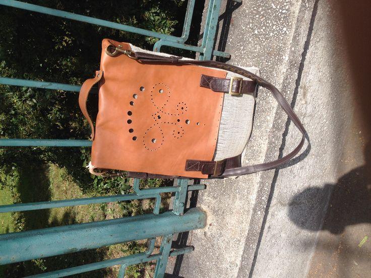 Hand made man's bag! RS