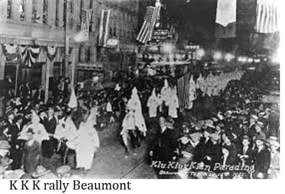 Beaumont Tx Klan Beaumont Texas Beaumont