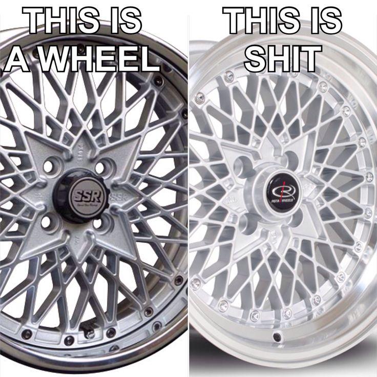 Ssr Formula Mesh Wheels Vs Rota Os Mesh Wheels