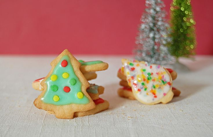 sugar cookies - eat, knit & diy