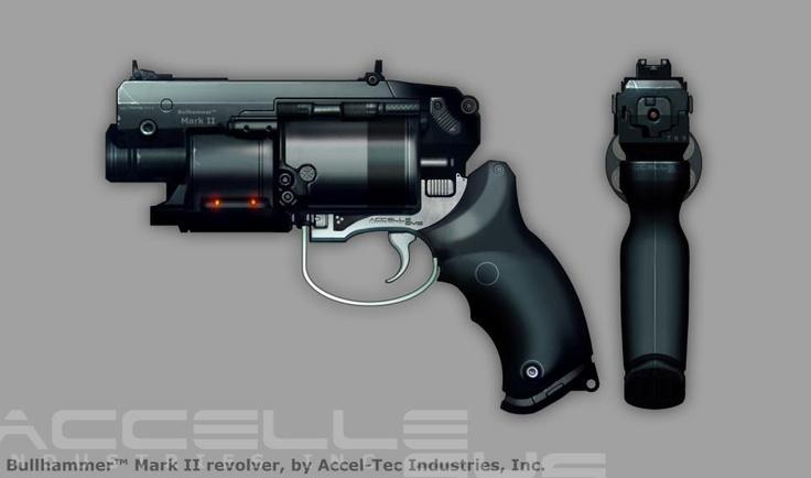 Future Revolver Bullha...